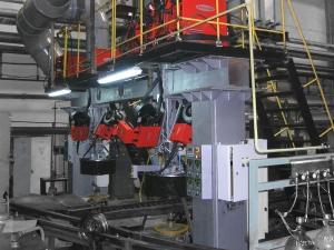 Установка АС340 для МИГ/МАГ-сварки автомобильных колес