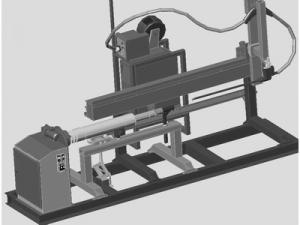 Установка АС370-К для наплавки цилиндрических и конических поверхностей