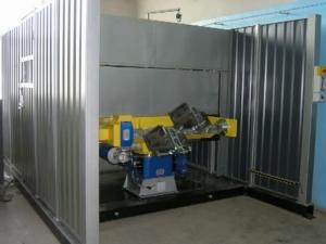 Робототехнический комплекс РК755, Казахстан