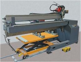 Установка АС308-2500 для МИГ/МАГ-сварки продольных швов обечаек длиной до 2500 мм