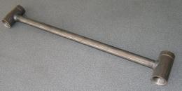 Внутренний элемент отоптопительного радиатора сваренный на установке АС331
